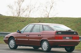 XM 2000 Exclusive, 1997