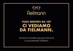 STD FIELMANN OPENING MILANO 19.12.2019