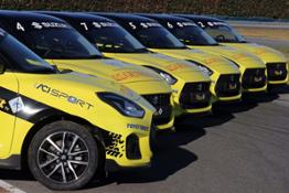 01 - ACI Rally Italia Talent 2020 sceglie Suzuki SWIFT Sport  (5)