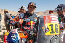 Luciano Benavides - KTM 450 RALLY - 2020 Dakar Rally
