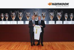 20200120 Hankook and Real Madrid C.F. extend their partnership until 2023 1