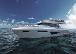 Ferretti Yachts 500 4