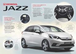 199691 La nuova Honda Jazz ridefinisce il design dell auto compatta
