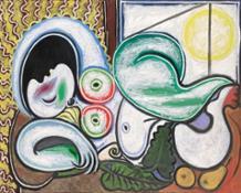 Pablo Picasso, Nu couché, 1932. Musée national Picasso-Paris  © Succession Picasso- VISDA 2019
