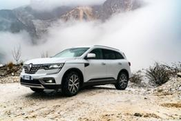 21238814 Nuovo Renault KOLEOS l avventura Premium si fa strada