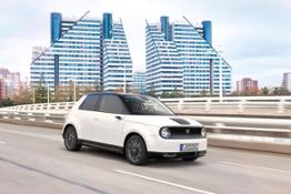 199738 2020 Honda e