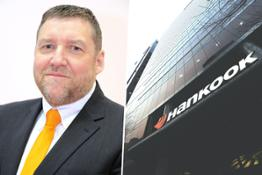 20200206 Hankook Tyre UK appoints Paul Emery as Sales Director