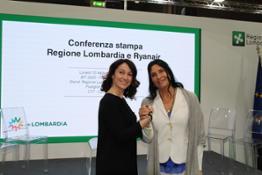 2020.02.10 Conferenza stampa Regione Lombardia - Ryanair