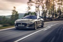 New Jaguar F-TYPE P300 Coupé RWD Eiger Grey-16