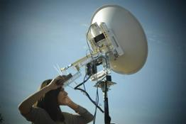 3. jessica frantz receiving signal from payload phoenix college1