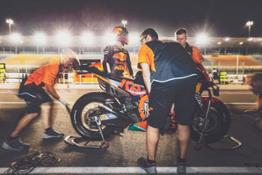 Pol Espargaro KTM RC16 MotoGP 2020 IRTA Test Qatar-2