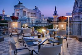 Oro Bistrot NH Collection Fori imperiali Roma, Italy (2)