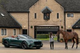Bentley Continental GT Convertible Equestrian Edition –1 HERO