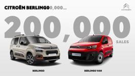 200 000 BERLINGO EN
