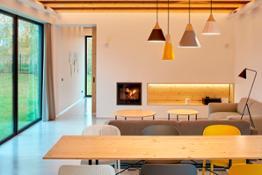 House in Pilaite Vilnius, Lithuania project by INBLUM