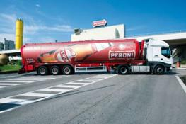 Birra-Peroni autotreno
