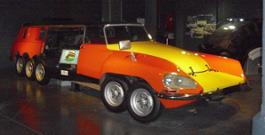 Il PLR attualmente esposto al museo de l'Aventure Michelin