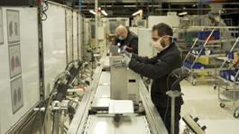 Dalla produzione di automobili ai respiratori (2)