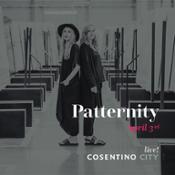 Patternity Cosentino City Live
