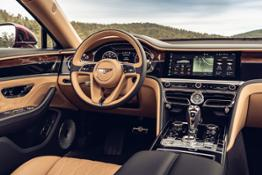 Bentley Flying Spur HMI - HERO