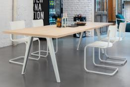 Thonet table range 1500 mood 01