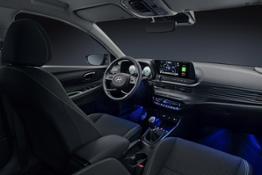 Nuova Hyundai i20 interni (2)