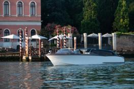 Thunder Venetian Taxi - GRG7015-2