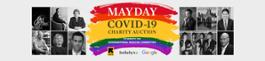 MayDay Covid-19 Charity Auction montage