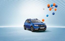 2020 - Srie Spciale Anniversaire Dacia 15 ans (2)