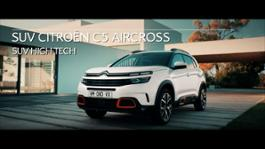 SUV CITROEN C5 AIRCROSS ÔÇô IL SUV HIGH TECH