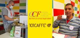 101CAFFE' per Opera Cardinal Ferrari