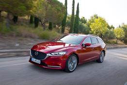 01 MALLORCA 2018 NEW MAZDA6 ACTION WAGON