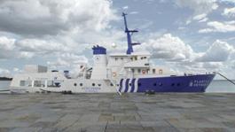 3D Navire Plastic Odyssey Expedition réalisation Raphael Barriol7