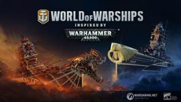 WOWS Warhammer-40K-main-art EDIT Logos 1920x1080