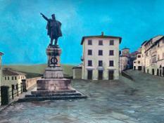 piazza Baldaccio - Paolo Ventura