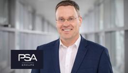 Nomina di Christian Muller, Direttore Catene di Trazione e Telai per Groupe PSA