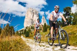 Cristallo mountain bike