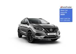 Qashqai AutoTrader Awards-source