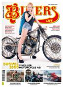 Bikers life copertina