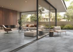Casalgrande Padana KERINOX amb in-out grigio 60x60 R11