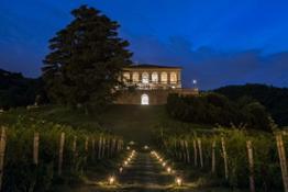Villa dei Vescovi (PD) di notte Foto Stefano Crove 2016 (C) FAI - Fondo ...