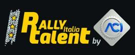 Logo RallyItaliaTalent by ACI Ufficiale 1