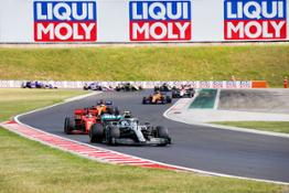 F1 Hungary 2019 approved