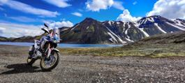 305024 The Honda Africa Twin heads to Iceland for the third Adventure Roads tour