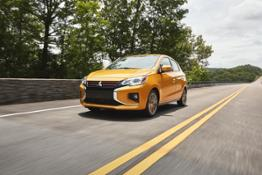 2021 Mitsubishi Mirage-source