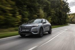 DS 3 CROSSBACK E-TENSE Comfort e dinamismo full electric 2 0