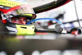 Nissan Formula E Driver Oliver Rowland in car 22 in Chile-source