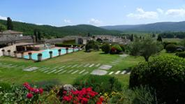 Pool La Bagnaia