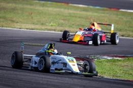 ADAC Formel 4, Lausitzring Test, US Racing, Elias Seppänen