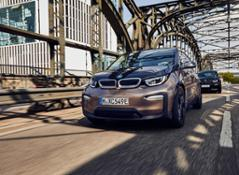 BMW Group electrified model range